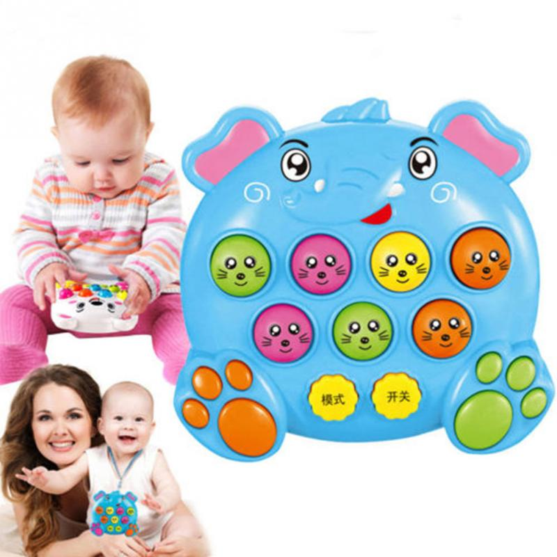 Baby Hit Hamster Game Toy