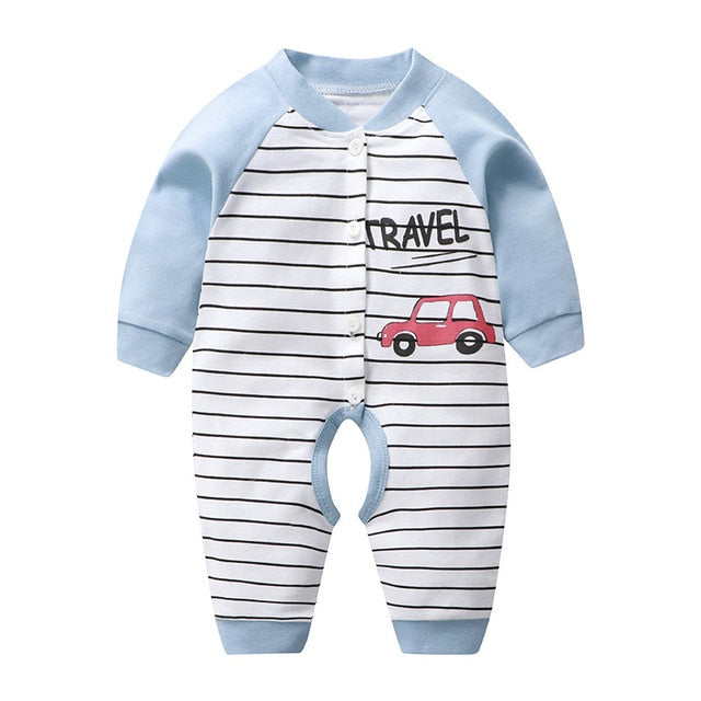 Infant Rompers - Cotton