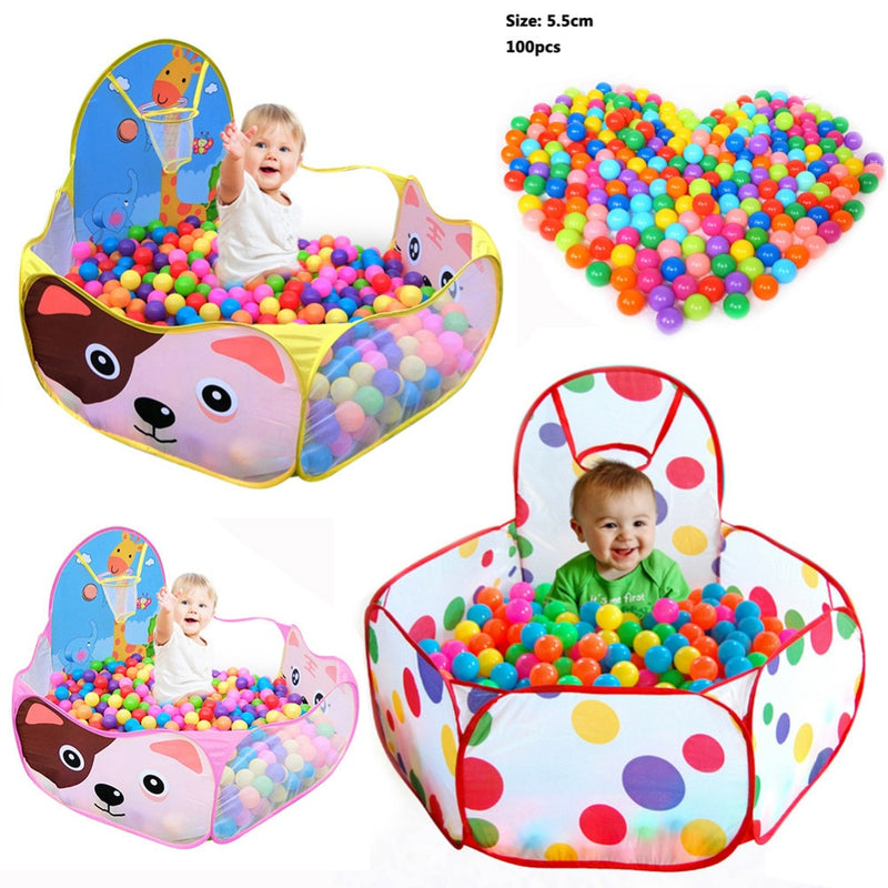 Play Tent Baby Toys Ball Pool