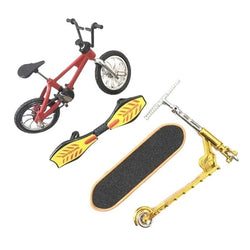 Mini Finger Bikes Toy