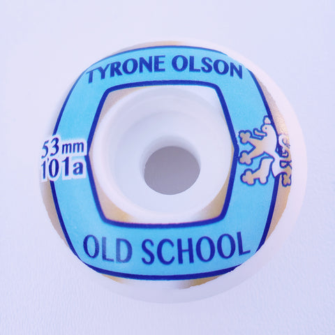 Old School Pro-Model Tyrone Olson Wheels 53mm 101a
