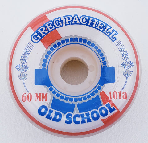 Old School Pro-Model Greg Pachell Wheels 60mm 101a