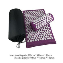 Load image into Gallery viewer, Lotus Acupressure Mats and Pillow - Gifts and Gadgets