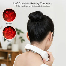 Load image into Gallery viewer, Smart Electric Pulse Neck and Shoulder Massager - Gifts and Gadgets