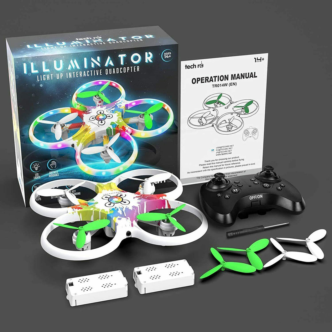 Mini Drone for Kids Infra Red Hand Sensing Electronic Quadcopter - Gifts and Gadgets