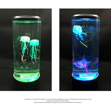 Load image into Gallery viewer, LED Jellyfish Lava Lamp - Gifts and Gadgets