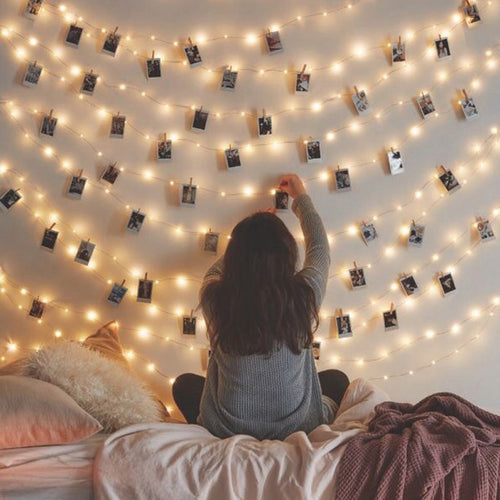 Photo Clip Led String Fairy Lights - Gifts and Gadgets