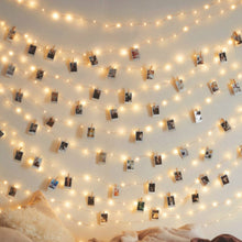 Load image into Gallery viewer, Photo Clip Led String Fairy Lights - Gifts and Gadgets