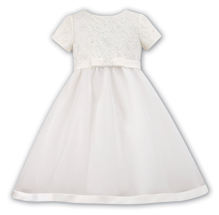Sarah Louise 070041 Ivory Christening & Special Occasion Dress