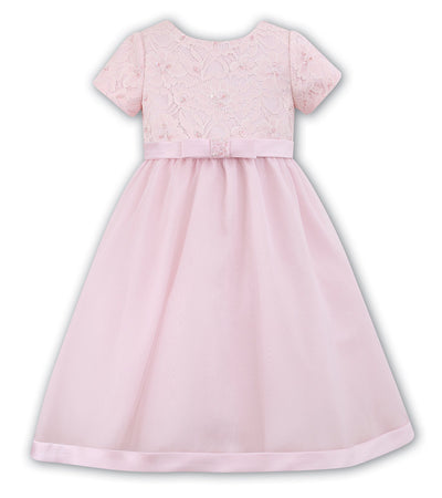 Sarah Louise 070041 Pink Party / Special Occasion Dress