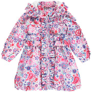 A Dee Peace & Love Paisley Print Coat Jamie - Coats & Jackets