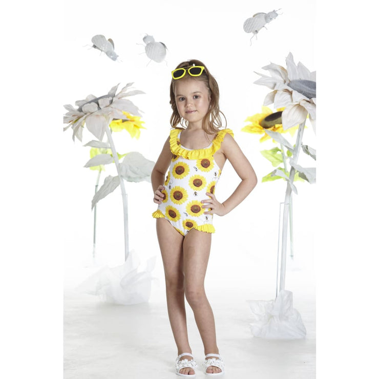A Dee Sunflower Swimsuit Britney - Outfits & Sets