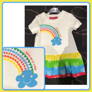 Agatha Ruiz De La Prada Rainbow Dress - Dresses