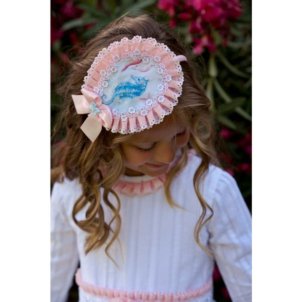 Bea Cadillac Venus Sea Story Headband 18327 - Hair Accessories