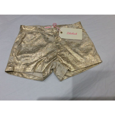 Billieblush Gold Shorts U14230 - Shorts