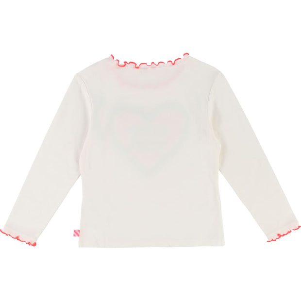 Billieblush Good Vibes Heart U15529 - T-Shirt
