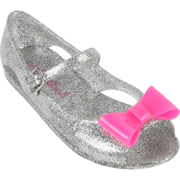 Billieblush Silver Sandals 19123 - Shoes