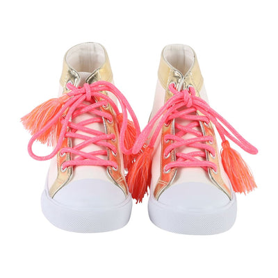 Billieblush Sneakers High Tops U19140 - Shoes