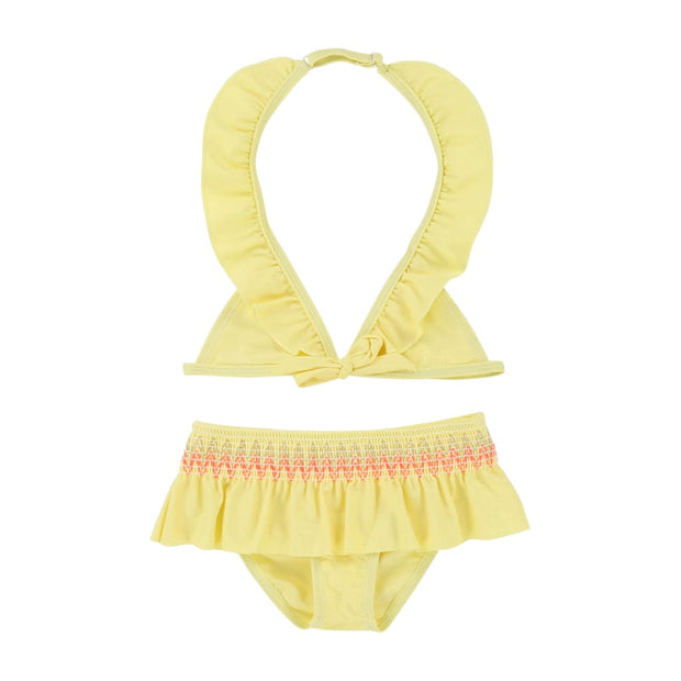 Billieblush Yellow Bikini Swimsuit U10259 - Swimsuit