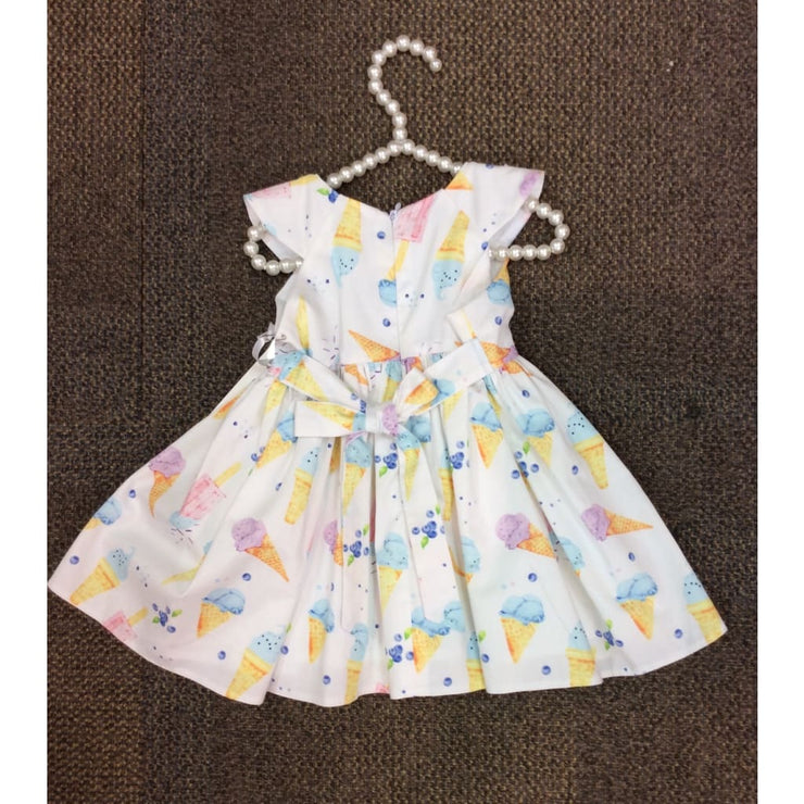 Daga Ice Cream Baby Dress - Dresses