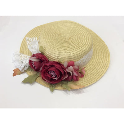 Dulce Nena / Abuela Tata Hat - Hair Accessories