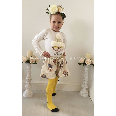 Elsy Aw18 Cutie Dog Skort & Be Fashion Tee - Outfit Sets