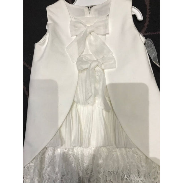 Elsy Butterfly Floral Print Dress - Dresses