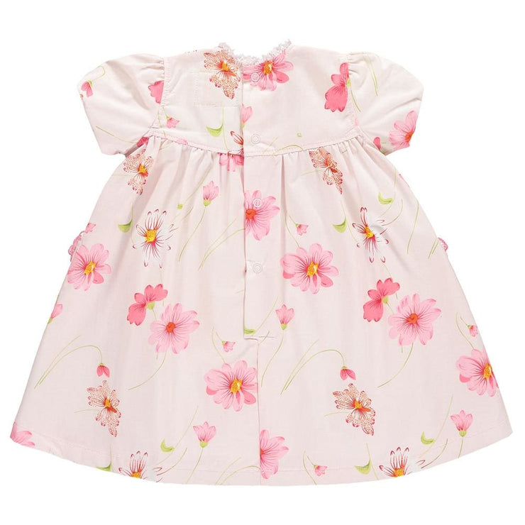 Emile Et Rose Meera Pink Dress 8353 - Baby Dress