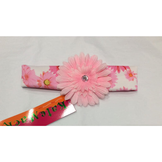 Kate Mack Dottie Daisy Headband 684 - Hair Accessories