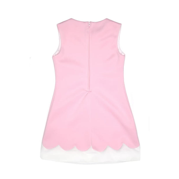 Kate Mack Garden Party Pink Shift Dress - Dresses