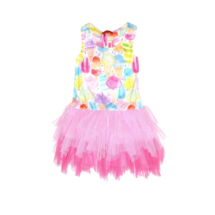 Kate Mack Ice Cream Social Tulle Dress - Dresses