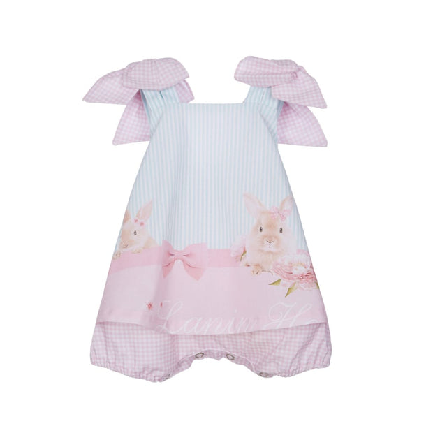 Lapin House Cute Bunnies Babysuit - Babysuits