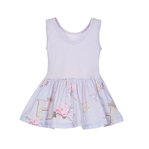 Lapin House Lilac Dress - Dresses