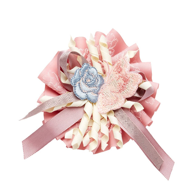 Little Darlings Feeling Peachy Hair Clip 5028 - Hair Accessories