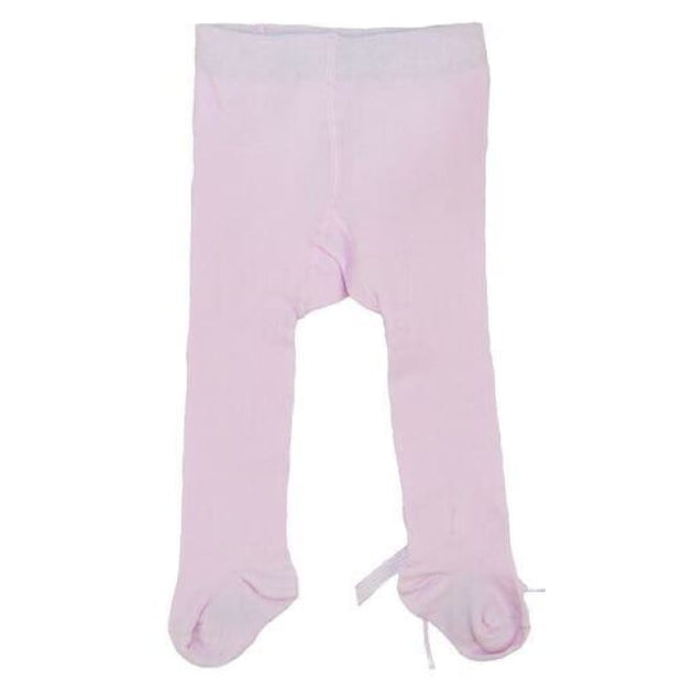 Little Darlings Pink Winter Sundae Baby Frilly Tights 3042 - Socks & Tights