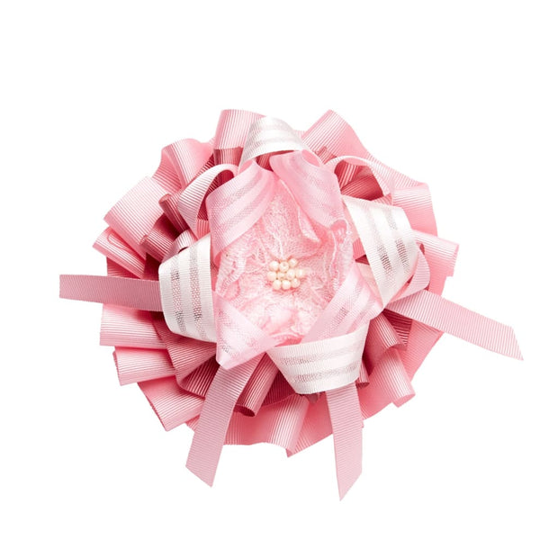 Little Darlings Pinky Rosey Glow Hair Clip 5012 - Hair Accessories