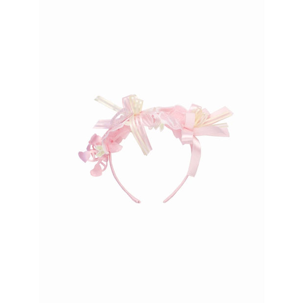 Little Darlings Pretty Miss Darlings Alice Band 4135 - Hair Accessories