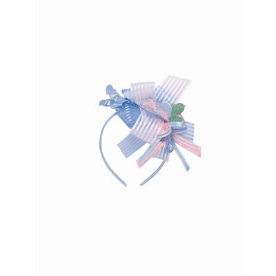 Little Darlings Summer Blues Alice Band 4151 - Hair Accessories