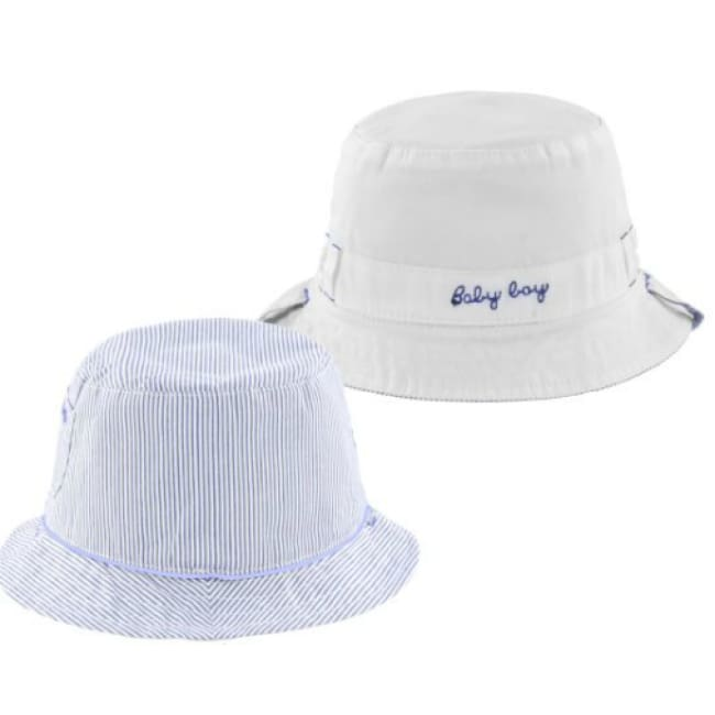 Mayoral Baby Boys Reversible Sun Hat 9791 - Baby Boys Outfits