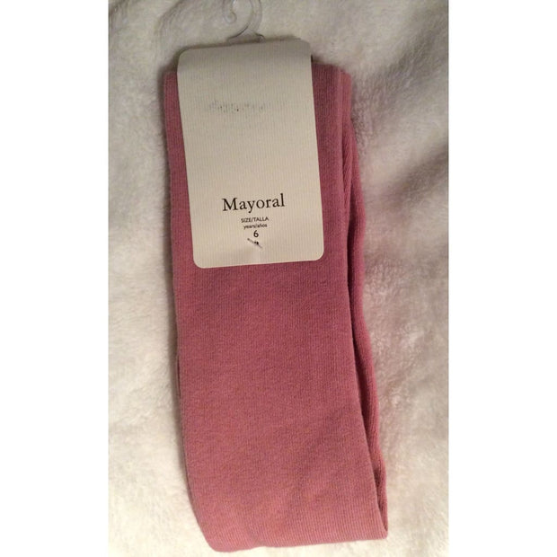 Mayoral Dusky Pink Tights 10622 - Tights