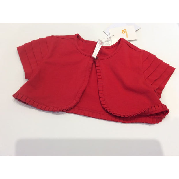 Mayoral Red Bolero 3745 - Cardigans