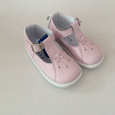 Pex Pink T Bar Shoes - Shoes