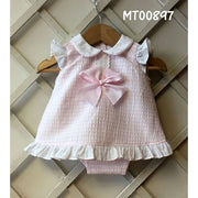 Pretty Originals Pink Dress Mt00897 - Dresses