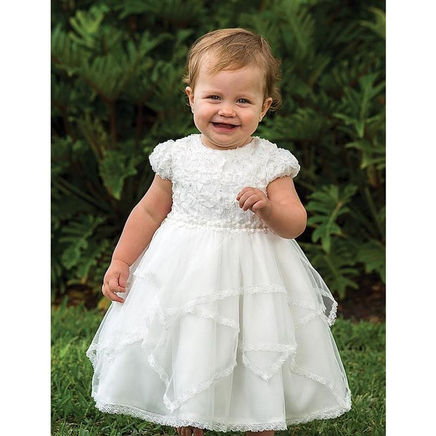 Sarah Louise 070033 Christening / Special Occasion Dress - Christening Dress