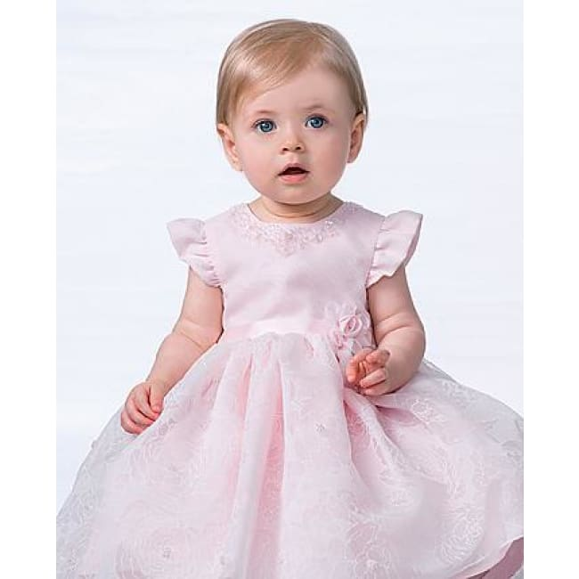 Sarah Louise 070070 Special Occasion / Christening Dress - Christening Dress