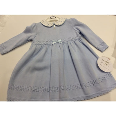Sarah Louise Aw18 Blue Dress 011313 - Dress