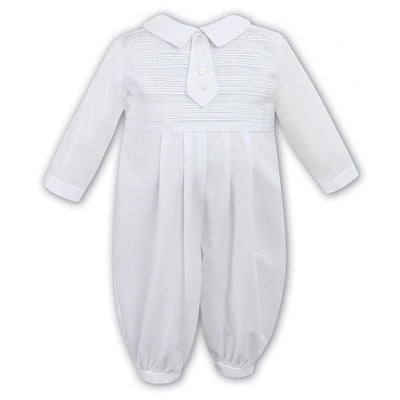 Sarah Louise Christening Romper 9971 - Christening Rompers