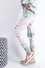 Load image into Gallery viewer, Sage Ash Terry Knit Sweat Pants