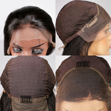 Laden Sie das Bild in den Gallery Viewer, Spitzenfront Menschenhaar 100% Baby Virgin Hair