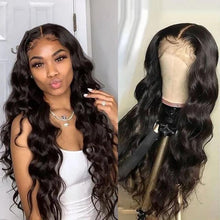 Load image into Gallery viewer, Lace Front Wig Body Wave Wigs with Natural Hairline
